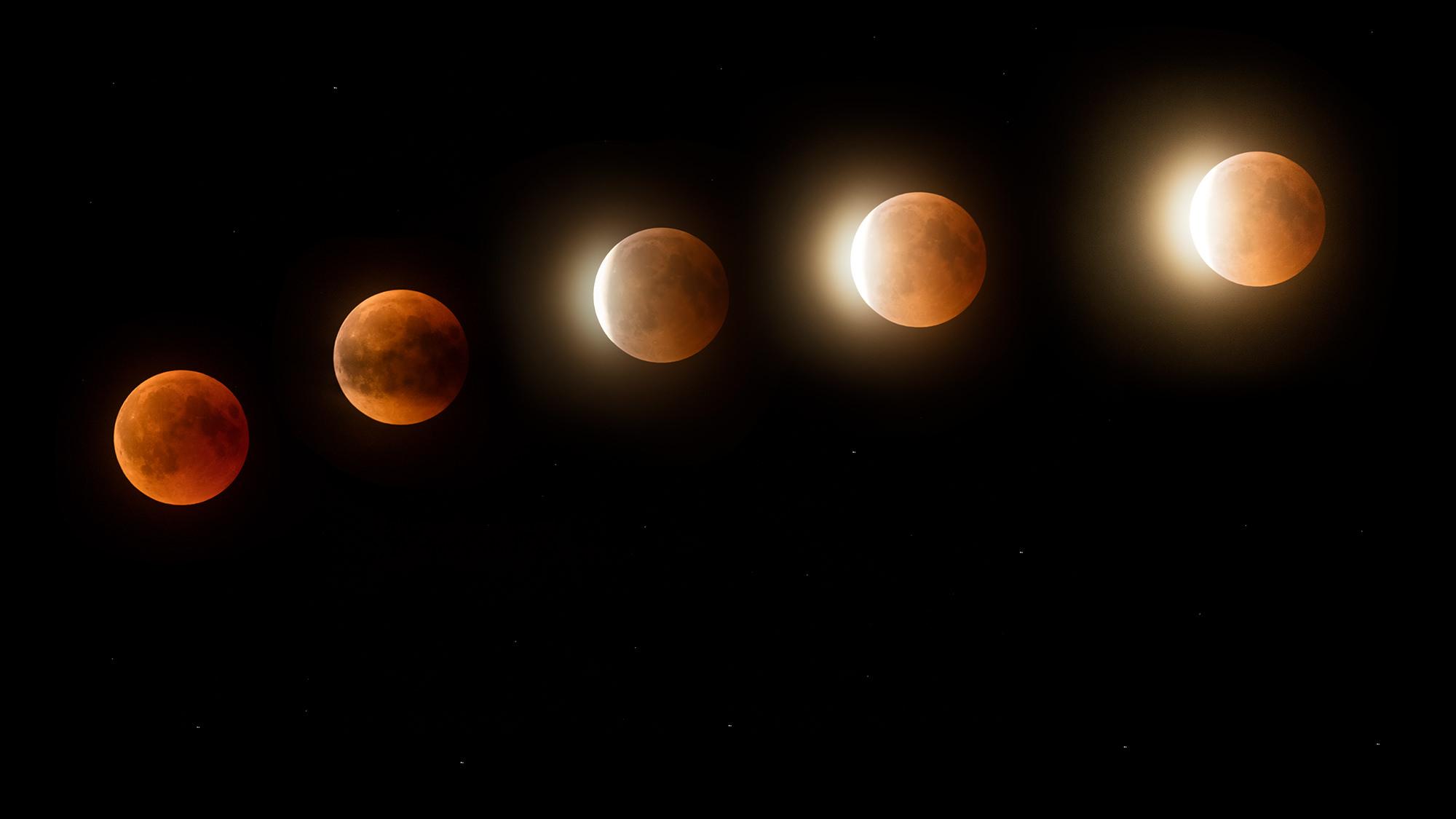 Hold, Moon, Mond